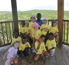 1st Annual Junior Camp Safari at The Preserve