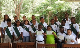 Discovery Club 2016 Award Ceremony at the Levy Preserve