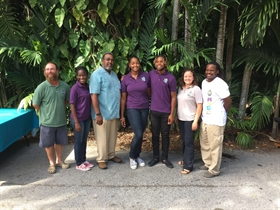 College Students Complete Internship at Levy Preserve