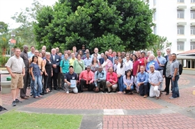 Preserve Staff 'Build Bridges' with Caribbean and Central American Botanical Institutions