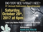 5th Annual Halloween Spooktacular